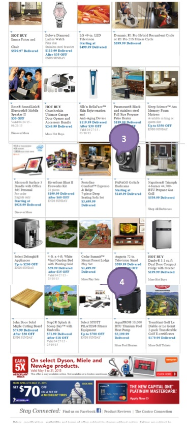 Eradium agile ecommerce email marketing weekly spotlight 5 right time costco 2