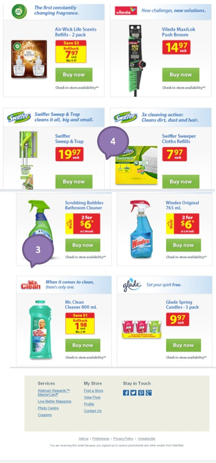 radium ecommerce email marketing weekly spotlight 6 testing walmart -2