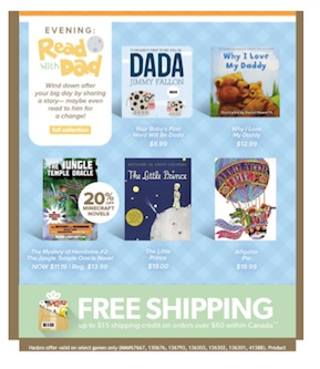 Eradium ecommerce email campaign blog 11 fathers day Mastermind-2