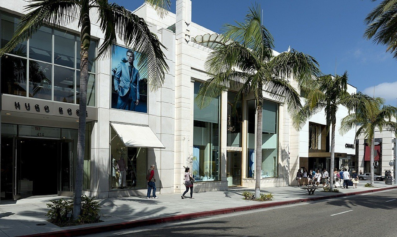 Eradium luxury email marketing Rodeo Drive