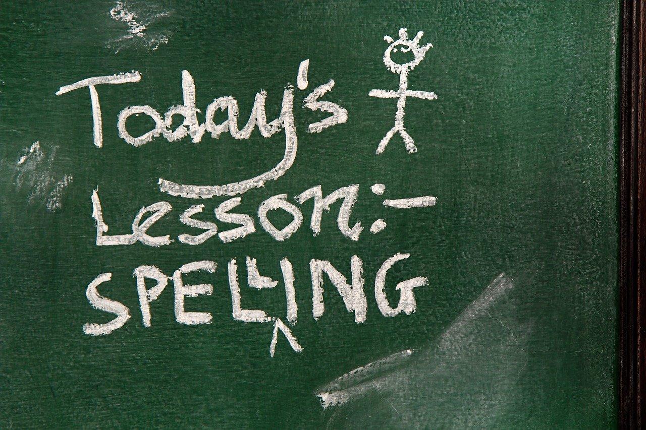 Eradium back-to-school email marketing Chalkboard