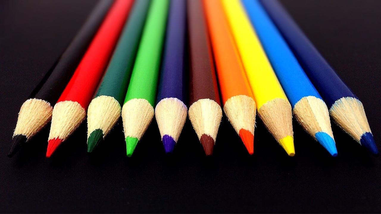 Eradium back-to-school email marketing pencils