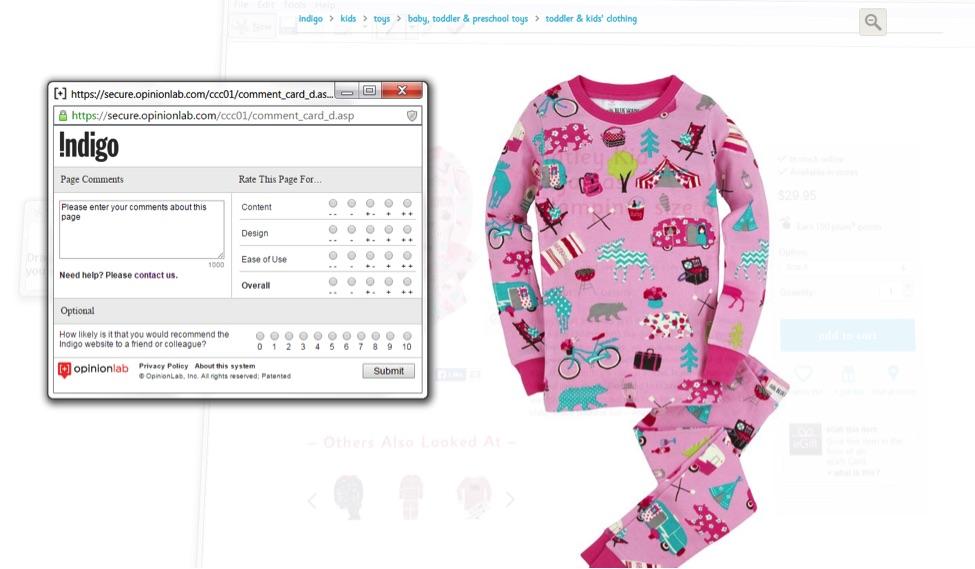 Eradium ecommerce review indigo product-options