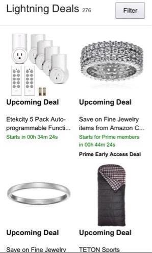 Eradium Amazon at christmas blog upcoming -deals