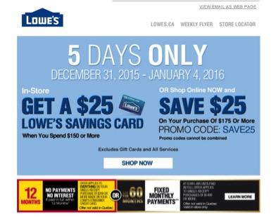 Eradium Holidays 2015 Blog Lowes