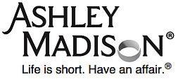 Eradium privacy breach Ashley Madison logo