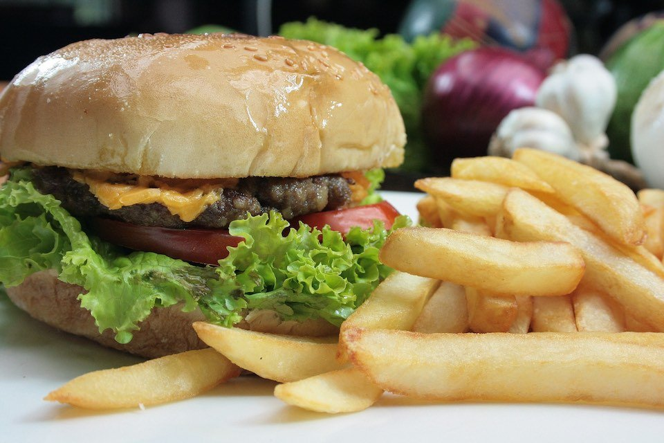 Eradium theBay review blog burger