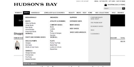 Eradium theBay review blog site navigation