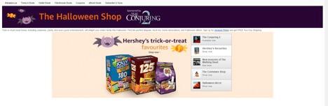 Eradium Halloween Blog Amazon