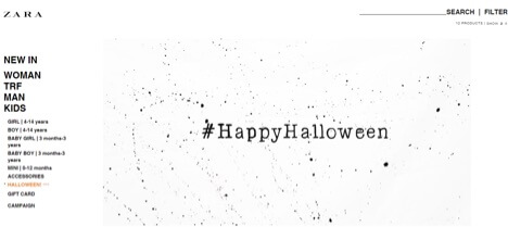 Eradium Halloween Blog Zara