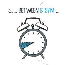 Eradium shopping cart blog between 8 9 pm
