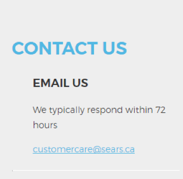 eradium blog customer service sears