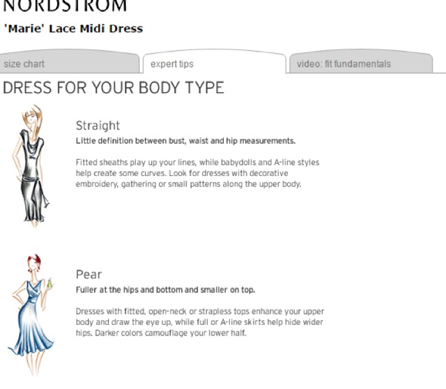 Eradium fashion and ecommerce selection tool Nordstrom