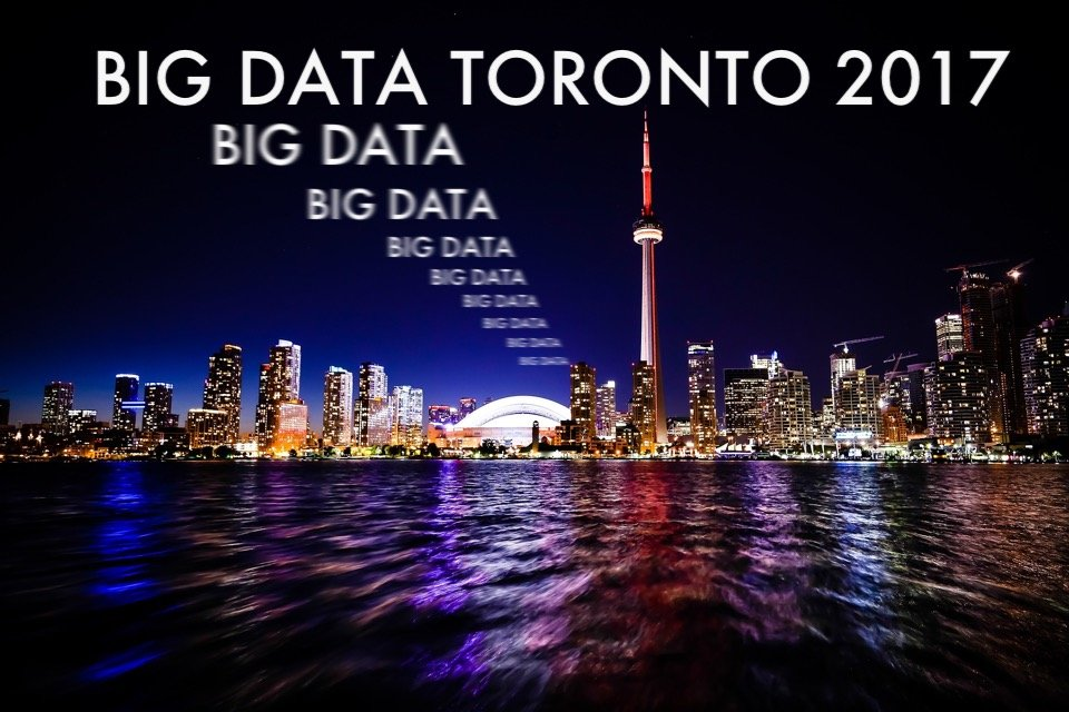 Eradium Blog Big Data Toronto 2017