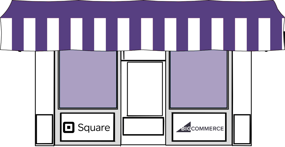 BigCommerce Square POS-Store